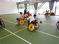 Sportieve clinics voor Ida Foundation